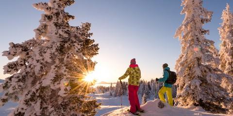 Schneeschuhwandern Kärnten