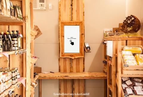 Besuchen Sie unseren Shop beim Dorf Schönleitn - modern und sicher aufbereitet!