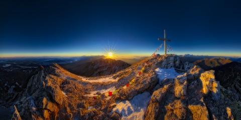 Foto- und Bergwanderreise Karawanken Summits
