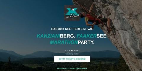King of Kanzi Kletterfestival