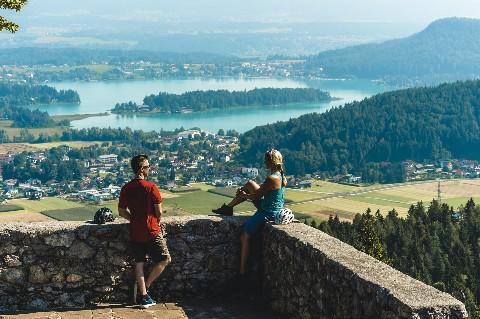 Radtouren rund um den Faaker See - jetzt Radurlaub starten!