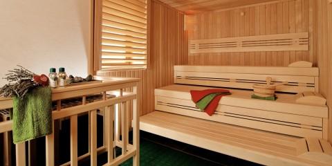 Finnische Sauna im Naturel SPA SCHÖNLEITN