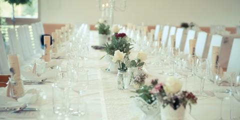 Hochzeit im Festsaal Senza Confini
